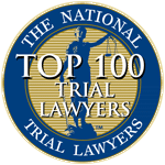 Serrano PC Top 100 Trial Lawyers